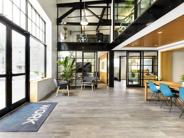 Haycon Office Lobby