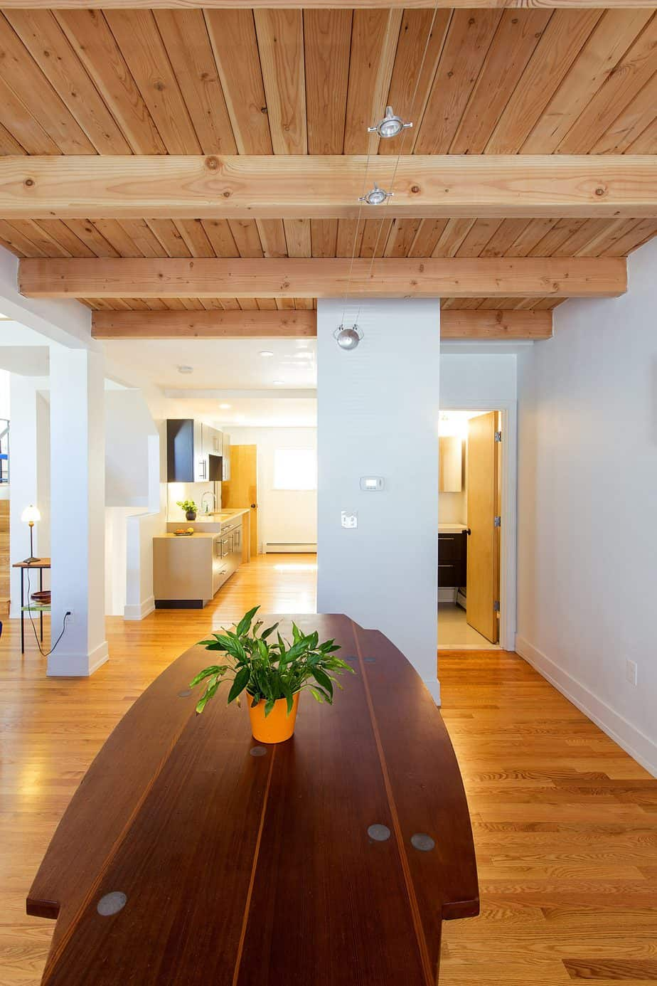 Boston contemporary single family new construction home