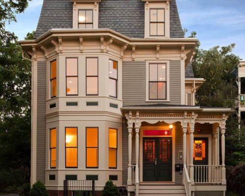 Boston home renovation - Philip Monroe Home Exterior